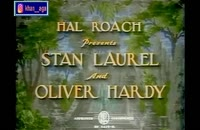 لورل و هاردى در بىمارستان اىالتى - فىلم کامل با حذفىات