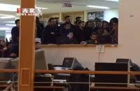 واکنش دانشجویان دانشگاه تبریز به گل تراکتورسازی