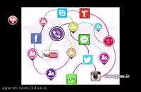آمار ایران در استفاده از شبکه های اجتماعی