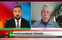 جنگ اتمی از طرف کره شمالی نیست، آمریکا مسئول است