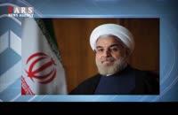 پیام حسن روحانی در پی حملات تروریستی تهران