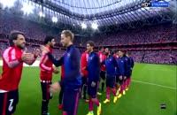 خلاصه بازی اتلتیک بیلبائو - بارسلونا