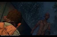 تریلر رسمی قسمت 4 از فصل 3 بازی THE WALKING DEAD