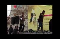 اجرای گروه تأتر رضوی در مجلس پخت بزرگترین شله زرد کشور، مجری طرح سید مسعود بنی حسینی