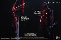 تریلر معرفی Rogue Skins در بازی Paragon