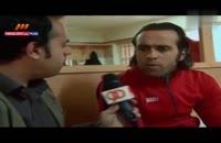مصاحبه پرحاشیه علی کریمی بر علیه علی دایی
