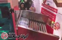 دستگاه سیل وکیوم با تزریق گاز محصول کیان صنعت اصفهان