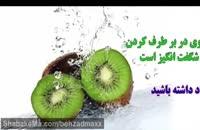 خواص و مضرات میوه کیوی