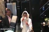 لیلا حاتمی در اکران فیلم رگ خواب