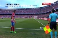 نیمه نهایی لیگ قهرمانان اروپا: گل های بازی فوتبال بین دو تیم اتلتیکومادرید و رئال مادرید
