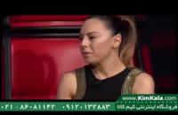 گریه خواننده مشهور ترکیه ای ایبرو گوندش بخاطر همسر ایرانیش رضا ضراب