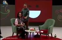 اجرای زنده ی سینا حجازی در برنامه خندوانه