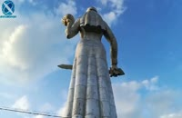 مجسمه مادر گرجستان