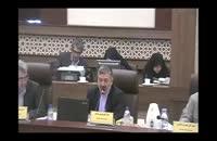 نطق پیش از دستور مهندس محمد حق نگر 95/02/20
