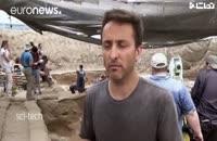 کشف گورستان ساکنان باستانی سرزمین فلسطین