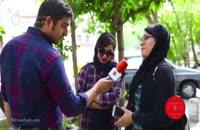 مصاحبه با دختران در مورد حجاب