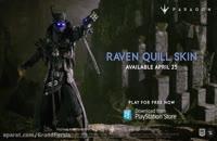 تریلر رسمی معرفی RAVEN در بازی Paragon