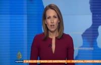 گزارش الجزیره انگلیس از حمله موشکی سپاه پاسداران به مواضع داعش در سوریه