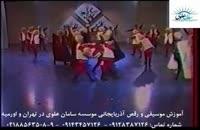 آموزش موسیقی و رقص آذربایجانی موسسه سامان علوی در تهران و اورمیه 79