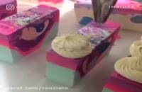 کیک های خوشمزه و زیبایی که در اصل صابون هستند