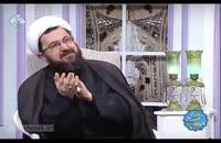 کلیپ حجت الاسلام ماندگاری در مورد نفس دعا
