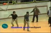 دعوا در فوتبال دسته اول ایران