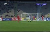 خلاصه بازی پرسپولیس 4-2 الوحده امارات (هتریک طارمی)