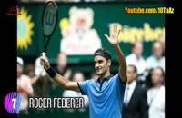 10 تنیسور برتر جهان
