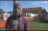 حواشی رقابت زوراوند در پیاده روی المیپک