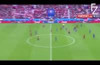 ویدئو خشن ترین خطاها در فوتبال