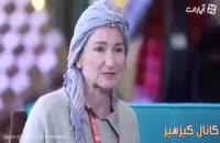 گردشگر های خارجی که اولین بار در ایران پشمک می خورند !