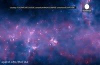 هوا و فضا - تصویری جدید از کهکشان راه شیری