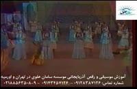 آموزش موسیقی و رقص آذربایجانی موسسه سامان علوی در تهران و اورمیه 42