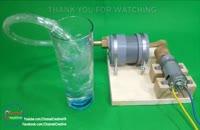 چگونه با استفاده از لوله های PVC پمپ هوا بسازیم؟
