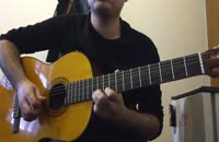 آهنگ ستاره از شادمهر عقیلی با گیتار