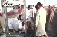 انفجار بمب شدید در بصره عراق توسط داعش