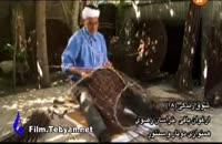 ویدئو زیبای ارغوان بافي
