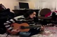 اجرای  خانگی مرحوم پاشایی