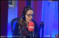 سوتی و آبروریزی مجدد در آنتن زنده BBC فارسی