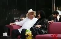 کورش تهامی در اکران فیلم رگ خواب