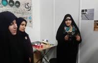 کلیپ بازدید استاد رائفی پور از غرفه روگا در غرفه های نمایشگاه رسانه های دیجیتال انقلاب اسلامی