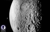 ساختارهای بیگانه در کره ماه