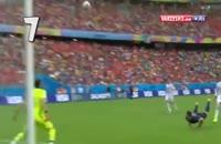 کلیپ گل های جام جهانی 2014