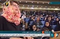 پاسخ روحانی به خبرنگار سی بی اس آمریکا درباره خرید اسلحه عربستان از آمر