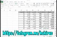 آموزش حرفه ای تابع Vlookup در اکسل با زبان ساده