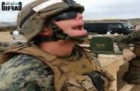 گزینه روی میز امریکا ( خنده دار ) ادای لاکپشت در میاره !