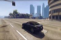 پلی مود قفل دوربین برای GTA V