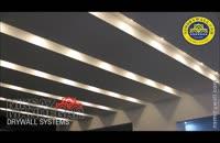 سقف کاذب دکوراتیو - نیک ساز