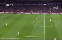 آرسنال ۰ - ۲ بارسلونا