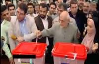 میر سلیم در انتخابات شرکت کرد